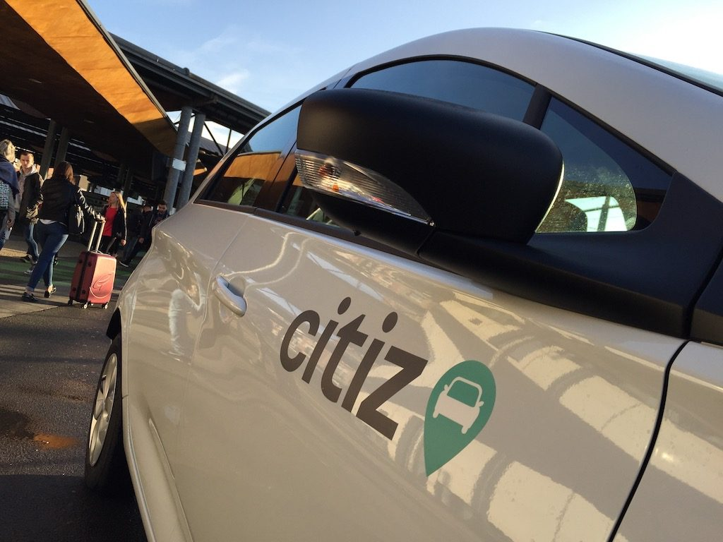 Citiz - Autopartage